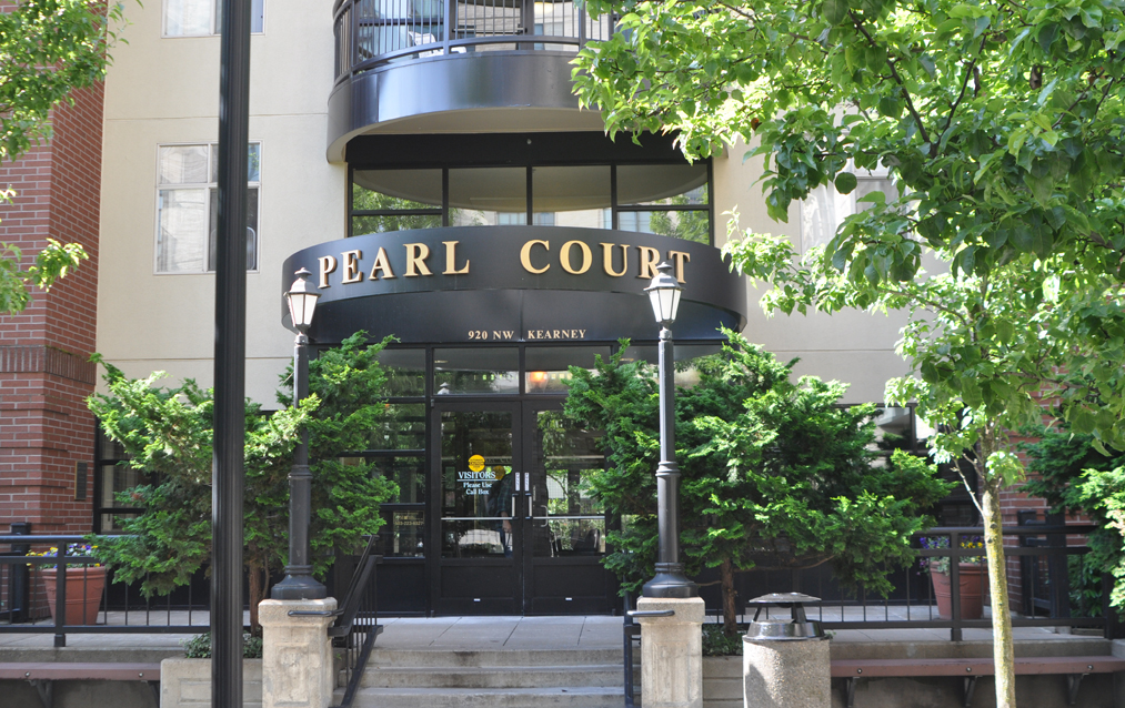 Pearl Court Apartments Portland Or